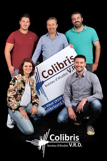L'équipe Colibris