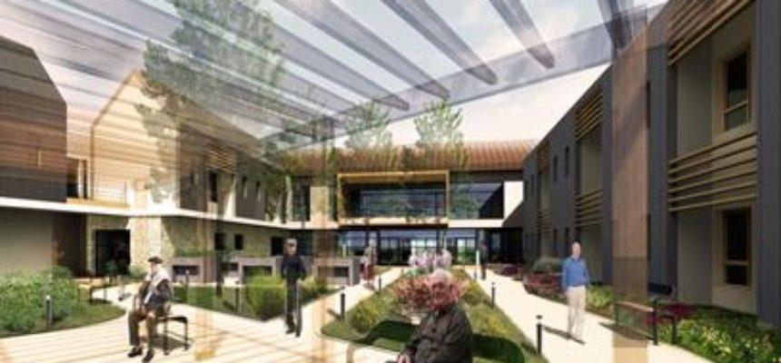 BET VRD DANS PROJETS ARCHI – CONSTRUCTION D'UN EHPAD DE 102 LITS A MALEMORT-SUR-CORREZE (20)