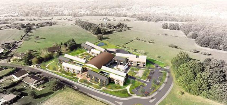 BET VRD DANS PROJETS ARCHI – CONSTRUCTION D'UN EHPAD DE 102 LITS A MALEMORT-SUR-CORREZE (21)